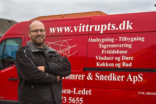Vittrup Tømrer & Snedker ApS