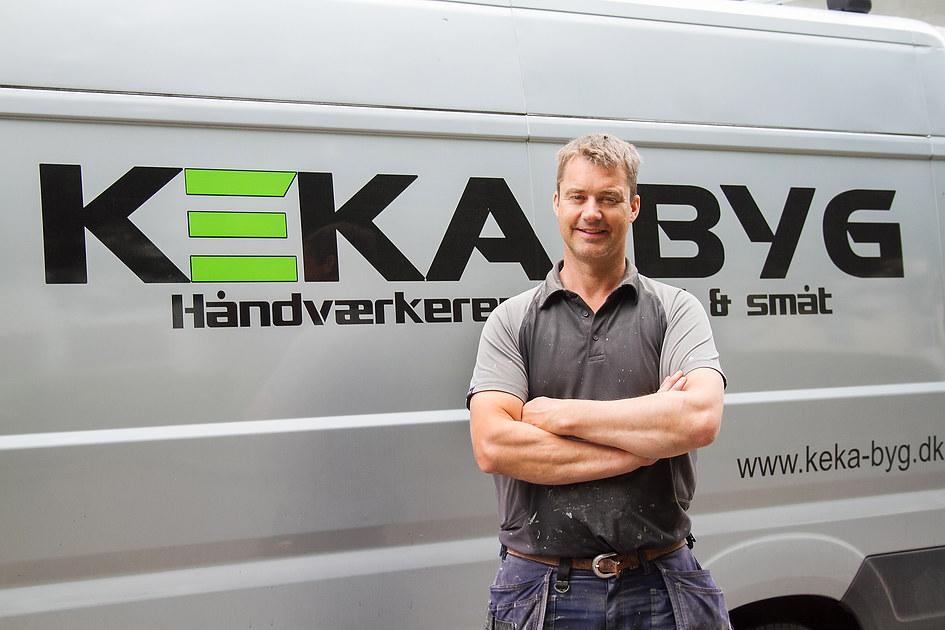 Keka Byg v/Keld Karlsson 3