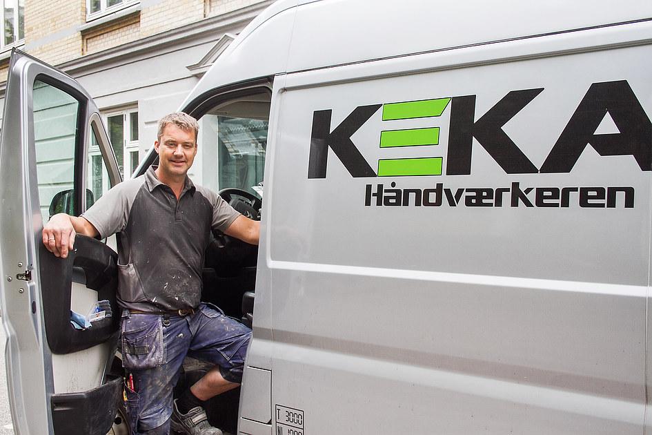 Keka Byg v/Keld Karlsson 2