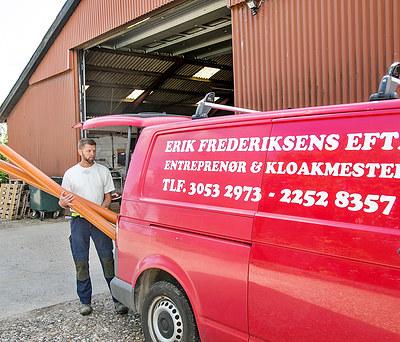 Erik Frederiksens Eftf. ApS