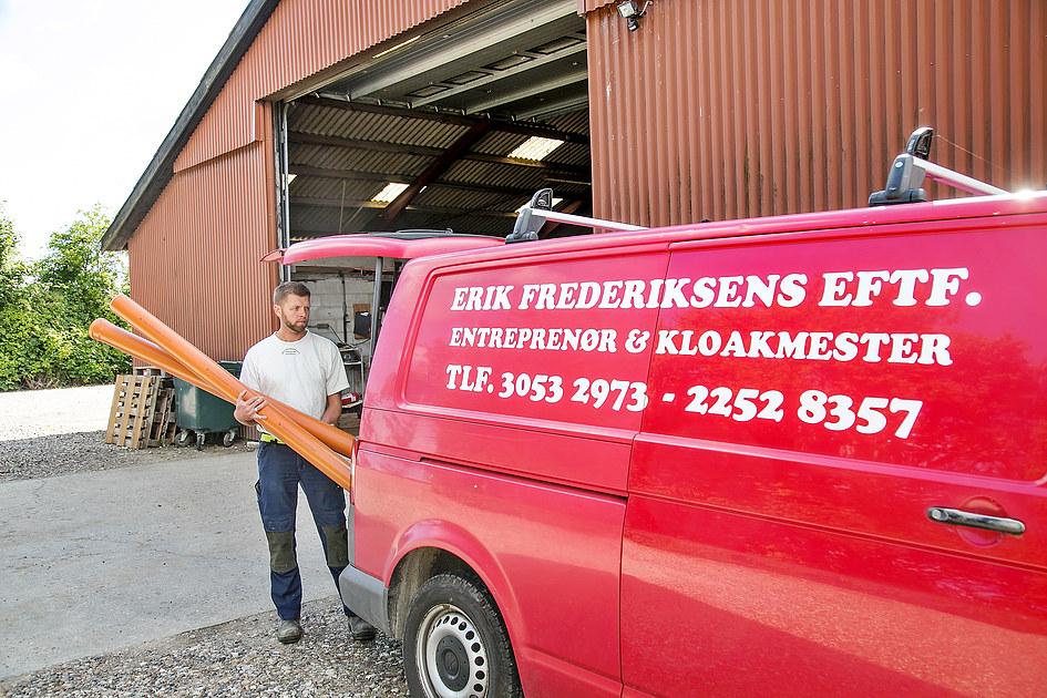 Erik Frederiksens Eftf. ApS 1