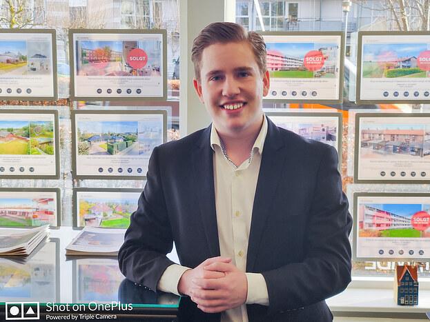 Ejendomsmægler - Finansøkonom Nikollaj Heintz Matias Larsen