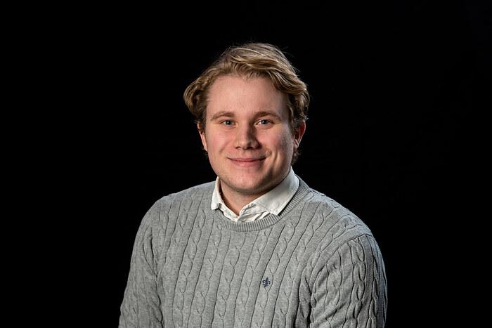 Nicolai Vedel, Finansøkonom