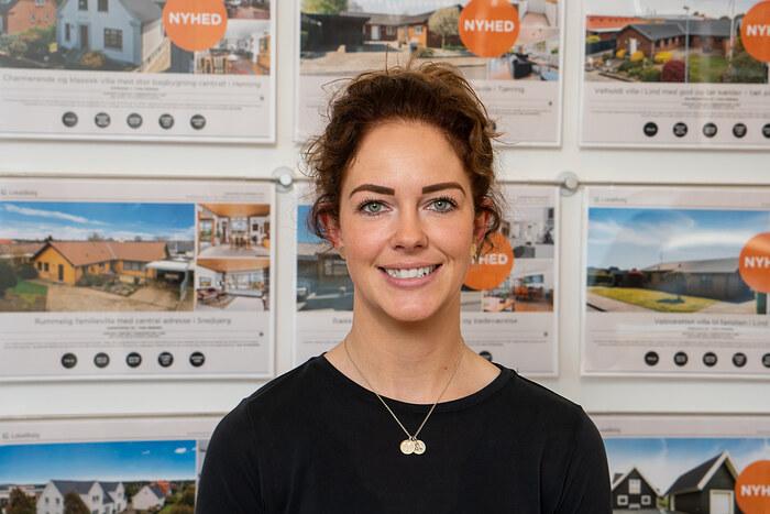 Ejendomsmægler - Sagsbehandler Henriette Skouboe