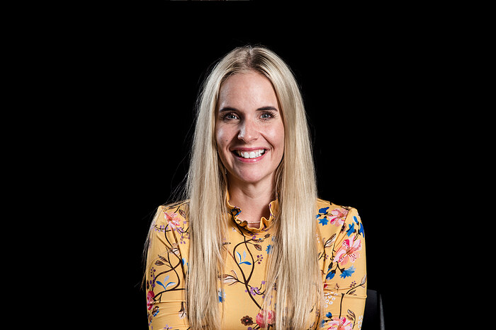 Katrine Lundtofte Nielsen, Ansvarlig Sagskoordinator - Front Office