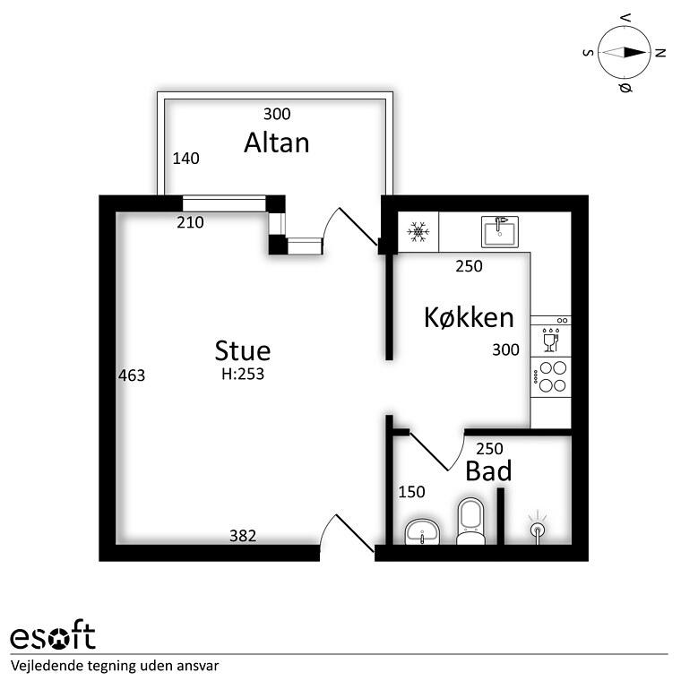 Stueplan
