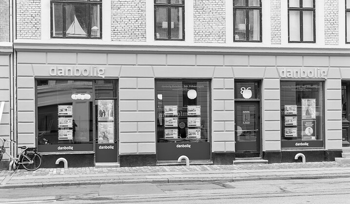 danbolig Østerbro - Ndr. Frihavnsgade